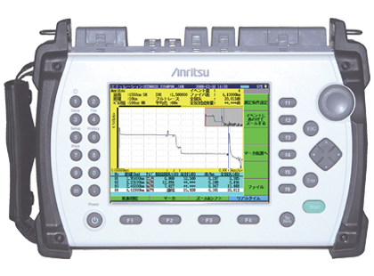 アクセスマスタ(OTDR、光パルス試験器) MT9082A2