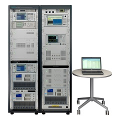 LTE-Advanced RF 一致性測試系統 ME7873LA