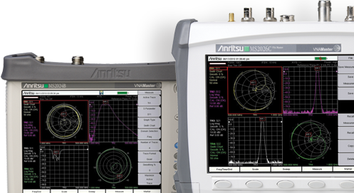 RF Vector Network Analyzers - Handheld