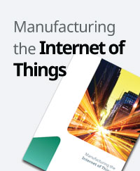 Manufacturing the Internet of Things (IoT)